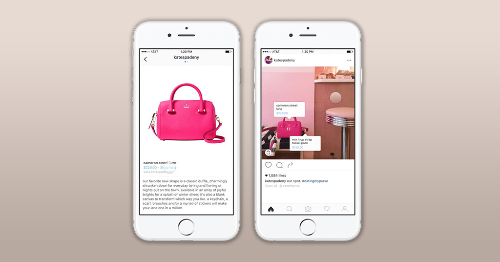 Подключение Instagram Shopping — сфера новых возможностей