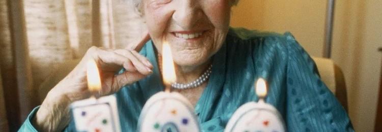 Тест: Получится ли у вас дожить до 100 лет?